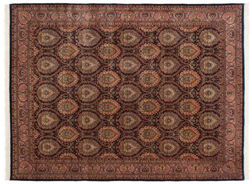 8×11 Kerman Blue Oriental Rug 024456