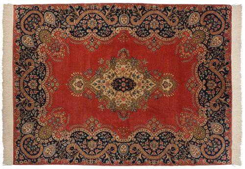 8×11 Bulgarian Red Oriental Rug 011355
