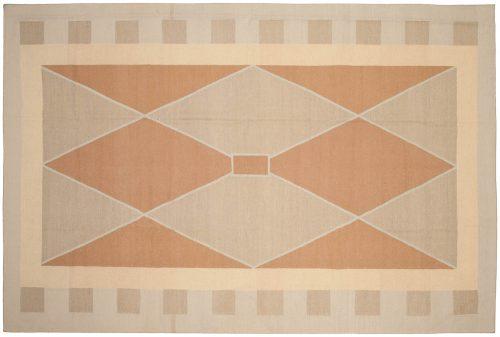 8×12 Nicholls Beige Oriental Rug 024774