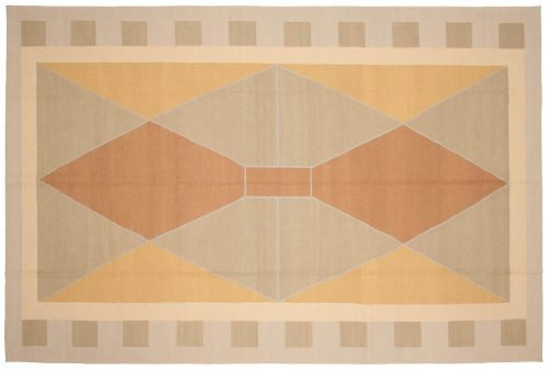 8×12 Nicholls Multi Color Oriental Rug 012848