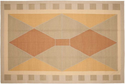 8×12 Nicholls Multi Color Oriental Rug 012856
