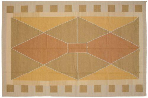 8×12 Nicholls Multi Color Oriental Rug 012924