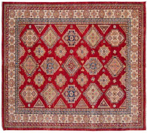 8×9 Kazak Red Oriental Rug 047754