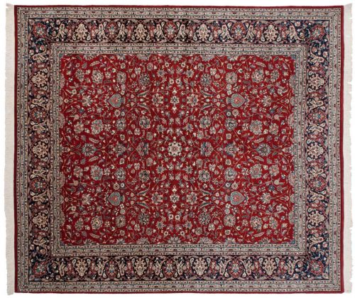 8×9 Persian Red Oriental Rug 039779