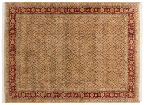 9×12 Agra Gold Oriental Rug 039244