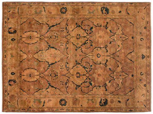 9×12 Agra Red Oriental Rug 017657