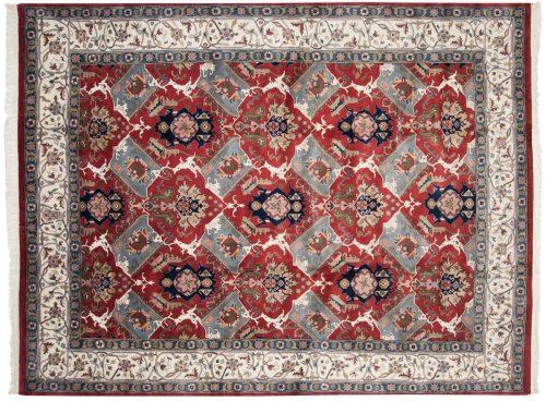 9×12 Bakshaish Red Oriental Rug 016015