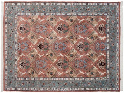 9×12 Bakshaish Rust Oriental Rug 015882