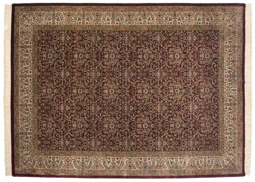 9×12 Baktiari Brown Oriental Rug 043259