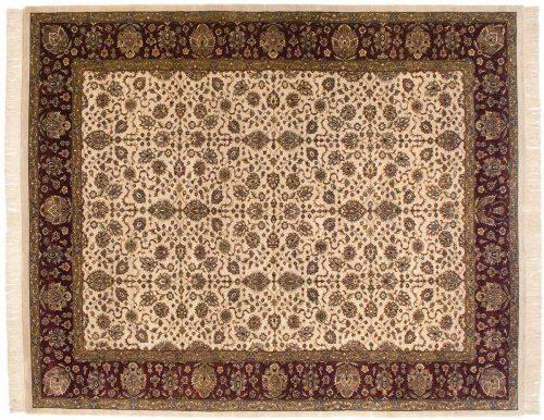 9×12 Tabriz Beige Oriental Rug 032818