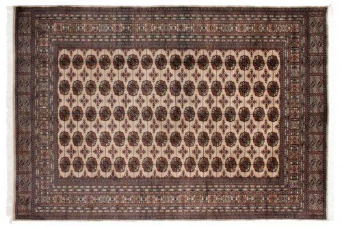 9×12 Bokhara Beige Oriental Rug 022125
