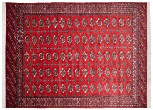 9×12 Bokhara Red Oriental Rug 021952