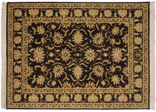 9×12 Agra Brown Oriental Rug 032854