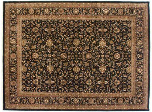 9×12 Agra Brown Oriental Rug 039678