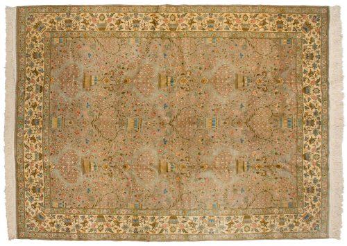 9×12 Bulgarian Beige Oriental Rug 017158