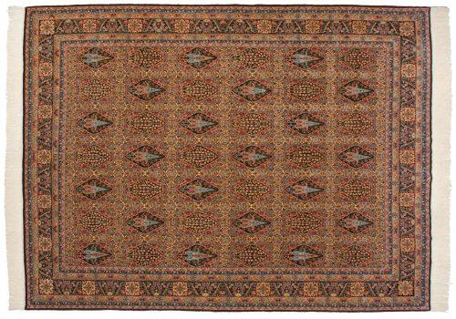 9×12 Bulgarian Multi Color Oriental Rug 017196