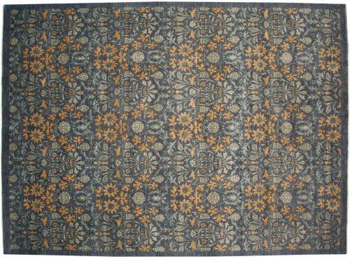 9×12 Chobi Blue Oriental Rug 049070