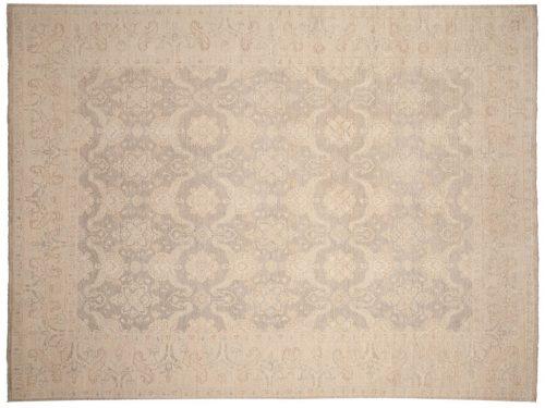9×12 Chobi Grey Oriental Rug 047671
