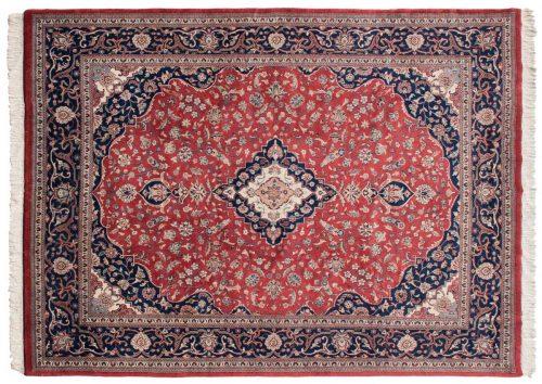 9×12 Kashan Red Oriental Rug 023700