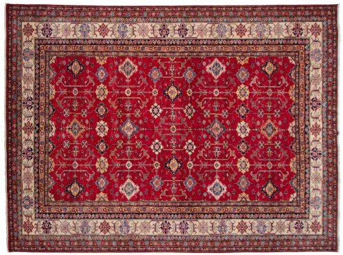9×12 Kazak Red Oriental Rug 047755