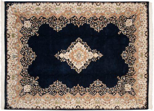 9×12 Kerman Blue Oriental Rug 014879