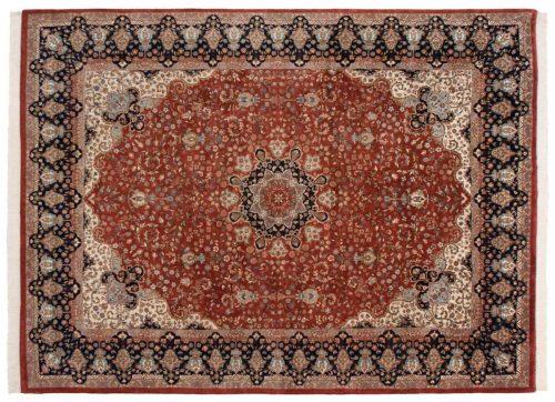 9×12 Mashad Red Oriental Rug 015840