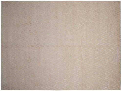 9×12 Modern Yellow Oriental Rug 048676