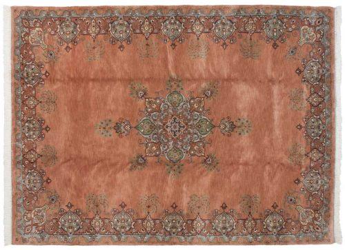 9×12 Kerman Peach Oriental Rug 016210
