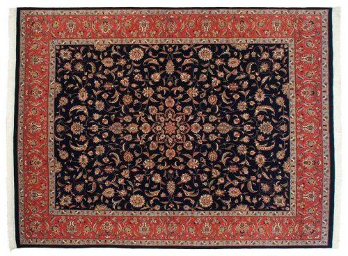 9×12 Persian Blue Oriental Rug 030299