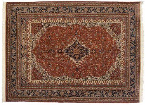 9×12 Persian Rust Oriental Rug 027275