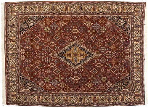 9×12 Persian Rust Oriental Rug 027588