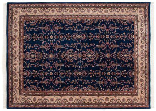 9×12 Sarouk Blue Oriental Rug 031220