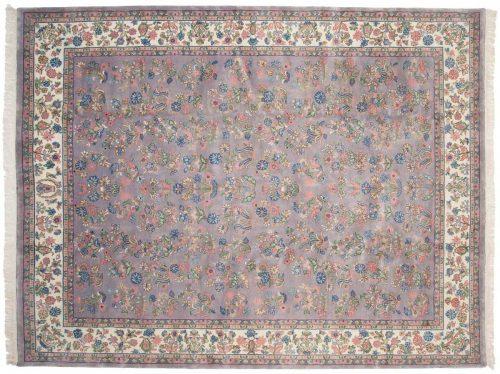9×12 Sarouk Grey Oriental Rug 016440