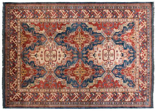 9×13 Caucasian Blue Oriental Rug 026091